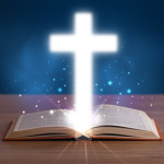 light cross bible