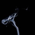 Smoke wisp
